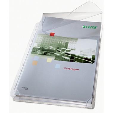 Leitz Prospekthülle Maxi 47563003 DIN A4 0,17mm PVC tr 5 St./Pack.