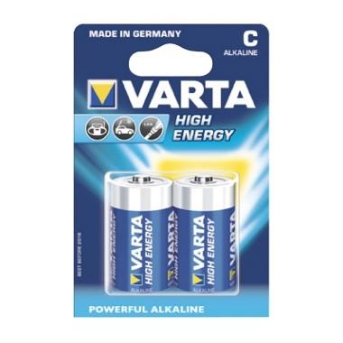 Varta Batterie High Energy Baby (LR14)
