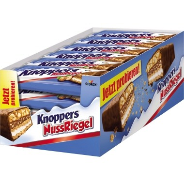 Knoppers Nussriegel 144852 40g 24 St./Pack.