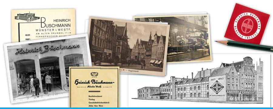 Buschmann - Ihr Bürofachhändler seit 1842