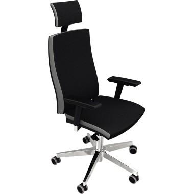 Hammerbacher Bürodrehstuhl Premium VSDP1/D schwarz