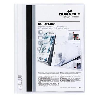 DURABLE Angebotshefter DURAPLUS 257902 DIN A4 PP weiß