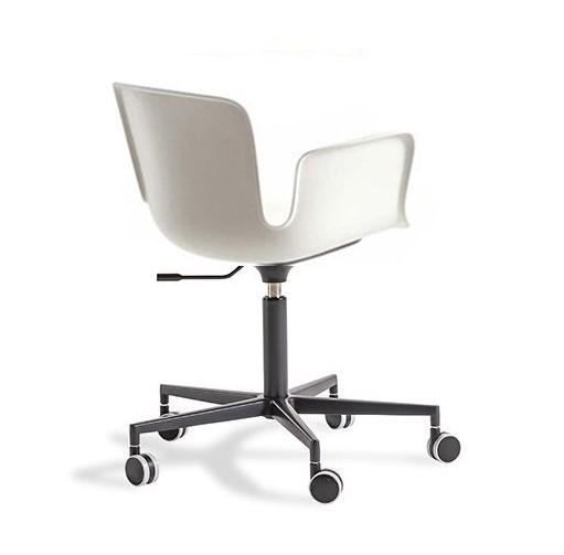 JULI PLASTIC Drehbarer Sessel - 5 Ausleger