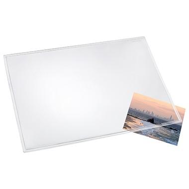 Läufer Schreibunterlage Durella 43700 50x70cm transparent klar