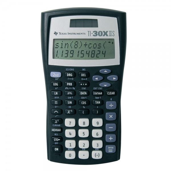 TI-30X IIS Schul-Taschenrechner