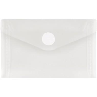 FolderSys Sichttasche 40119-10 Visitenkarten-Größe tr 10 St./Pack.