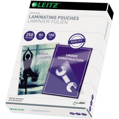 Leitz Laminierfolie 16935 DIN A4 250mic 100 St./Pack.