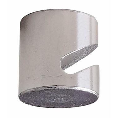 Franken Magnet Haken HMN16 16mm rund silber 4 St./Pack.