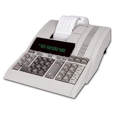 Olympia Tischrechner CPD 5212, weiß