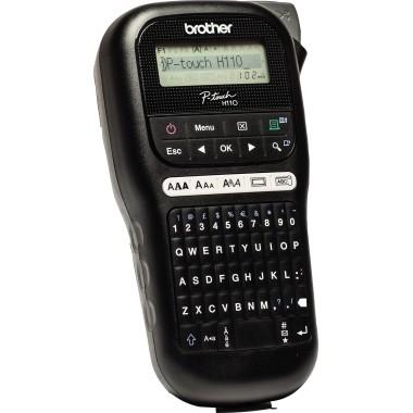 P-touch Beschriftungsgerät PT-H110ZG1 3,5-12mm schwarz/silber