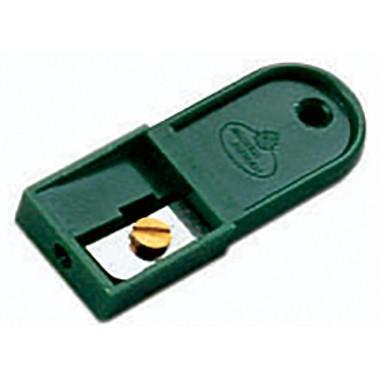 Faber-Castell Minenspitzer TK 50-41 184100 bis 2mm Kunststoff grün