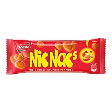 Nic Nacs Erdnuss 404862 40g 24 St./Pack.