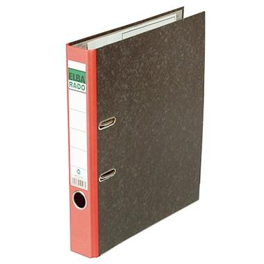 ELBA Ordner ELBArado 100555310 DIN A4 50mm Pappe rot