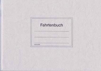 Buschmann Fahrtenbuch, A5 quer