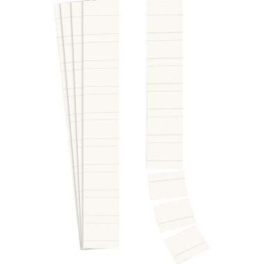Ultradex Einsteckkarte Planrecord 140708 70x32mm weiß 90 St./Pack.
