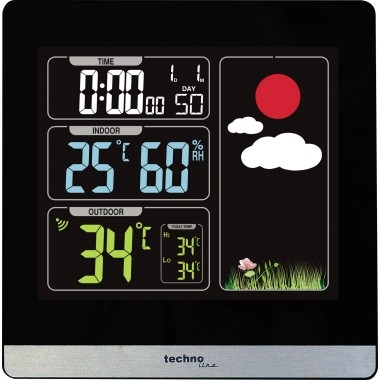 technoline Wetterstation WS 6448