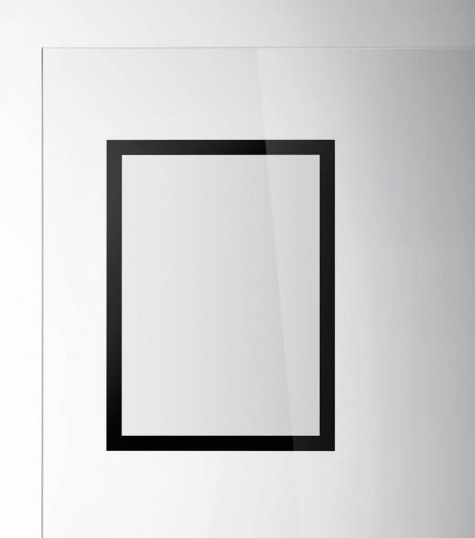 DURABLE Magnetrahmen DURAFRAME® SUN - DIN A4 schwarz