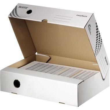 Leitz Archivbox easyboxx 61340000 breite 80mm ws
