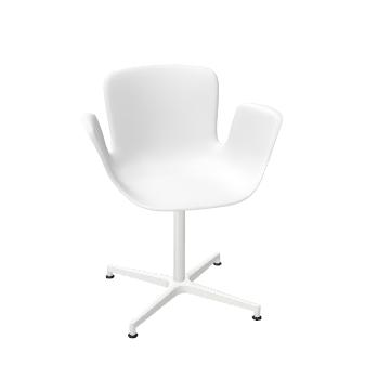 JULI PLASTIC Drehbarer Sessel - 4 Ausleger