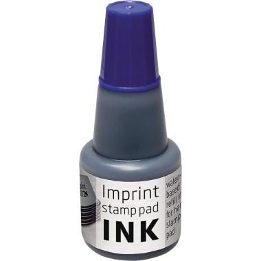 Stempelkissenfarbe Imprint 143657 24ML blau