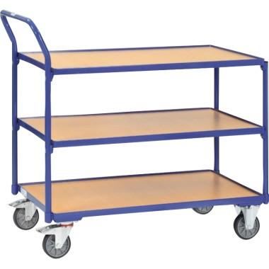 Fetra Tischwagen 2750 850x500mm blau