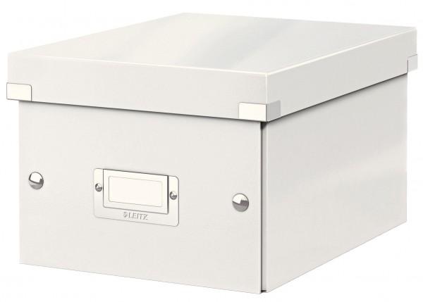 Leitz WOW Click & Store Aufbewahrungs- und Transportbox Klein (für A5)