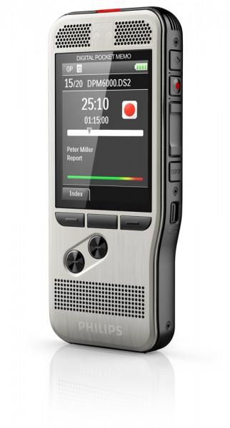 PHILIPS Digital Pocket Memo DPM 6000