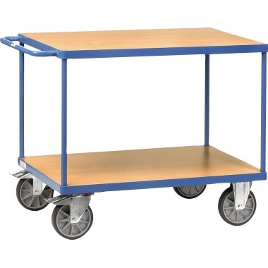 Fetra Tischwagen 2402 brilliantblau