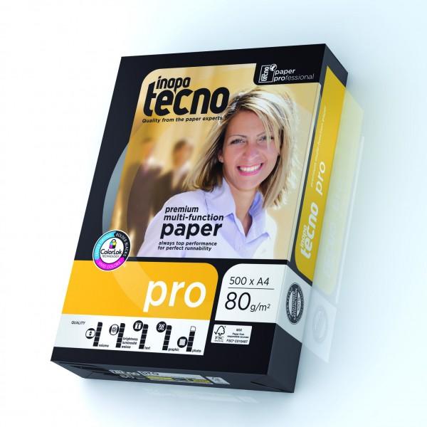 Inapa Tecno Pro, Kopierpapier DIN A4, 80g/m²