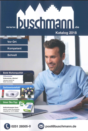 Happy Büro-Katalog 2017